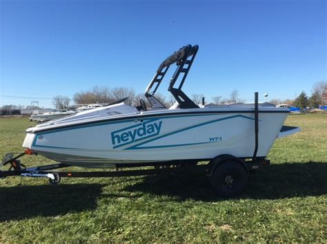 Wt 1 Boat by Heyday Wt 1 Boats For Sale Boats
