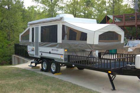 Rv Outdoor Shower Enclosure by Small Camper W Outdoor Kitchen Adventure Rider