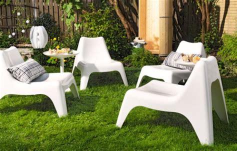 Le Collezioni Di Mobili Per Giardino Di Ikea