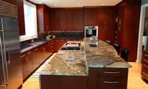 granite or cabinets what comes with kitchen design