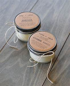 soy candles candles and wedding favors on pinterest With bridesmaid candle labels