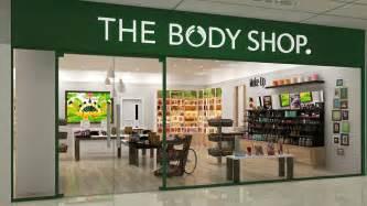 the body shop plc