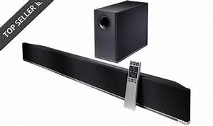 Vizio 38 U201d 2 1 Home Theater Sound Bar With Wireless