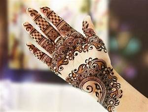 25 Simple Easy and Beautiful Mehndi Designs for Hands 2017 ...
