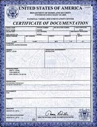 Boat Registration Rules In Florida by Boat Registration Vs Documentation Boat Trader