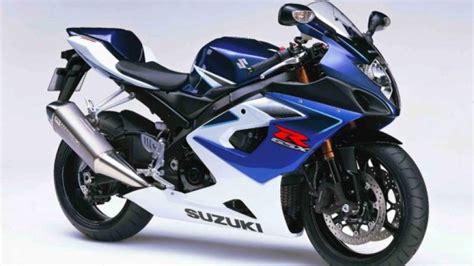 Suzuki Recalls 2005-2006 Gsx-r1000 Motorcycles Over