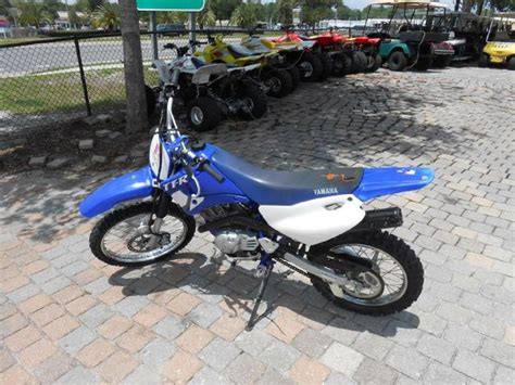 Used 2002 Yamaha Ttr125 4 Stroke Dirt Bike Runs Great For