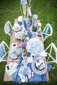 Blaue Quadrate Mit Tisch : tischdeko in der farbe blau hochzeitsdeko ~ A.2002-acura-tl-radio.info Haus und Dekorationen