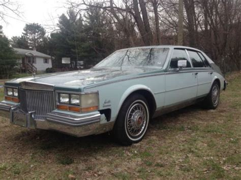 Purchase Used 1981 Cadillac Seville Diesel 94,000 Miles 2