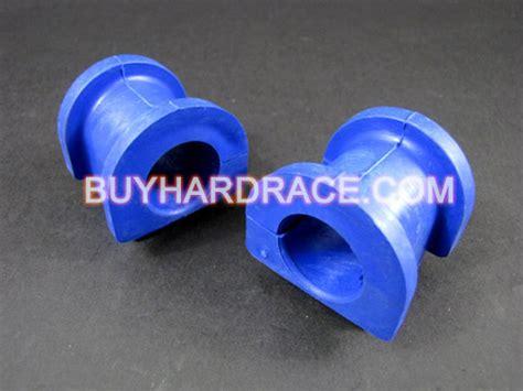 hardrace rear sway bar bushings mm jdm integra type