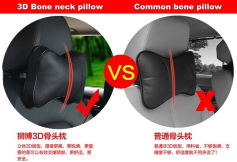 For Hyundai For Kia Car Headrest / Neck Protecting Pillow