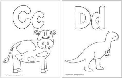 printable alphabet coloring pages alphabet coloring