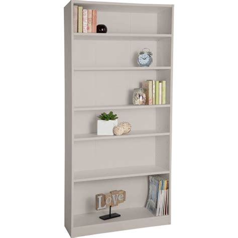 Buy Home Maine Tall Wide Extra Deep Bookcase  Putty At