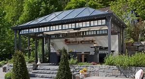 Pergola Aus Metall : materialien f r die pergola ~ Sanjose-hotels-ca.com Haus und Dekorationen