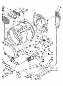 Looking For Kenmore Elite Model 11087872603 Dryer Repair
