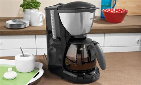 Braun Kf570 220 Volt 10-cup Coffee Maker