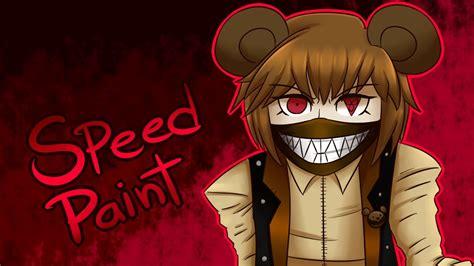 Nightmare Rat (wolf-con-f) Speedpaint
