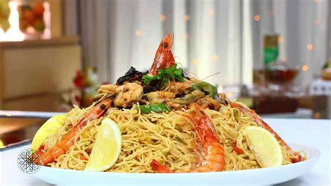 cuisine marocaine seffa choumicha seffa cheveux d 39 ange aux saveurs marines