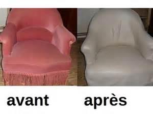 Comment Restaurer Un Fauteuil Crapaud by Relooking D Un Fauteuil Crapaud Pour 15
