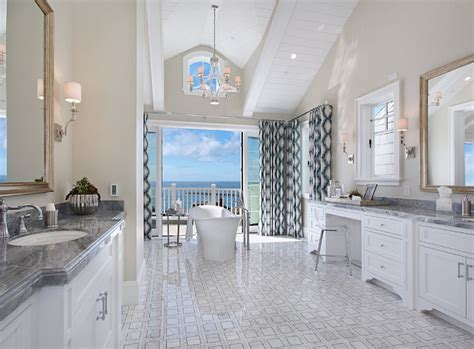Ultimate California Beach House With Coastal Interiors Large Kitchen Floor Plans Green Color For Countertops Tile Best Material Floors Cream Paint Cabinets Decorative Backsplash Floating Tiles Options