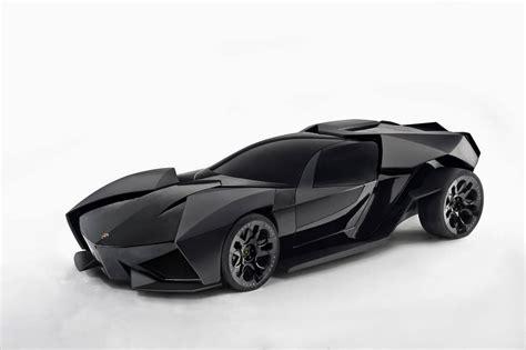 Black Lamborghini Ankonian Concept By Slavche Tanevski