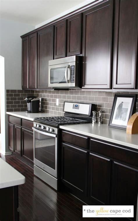 Kitchen Backsplash Cabinets by Tile Light Grout Kitchen Backsplash Room Makeovers