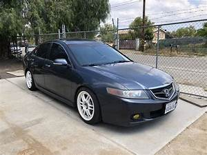 2004 Acura Tsx 6 Speed Manual For Sale In Perris  Ca