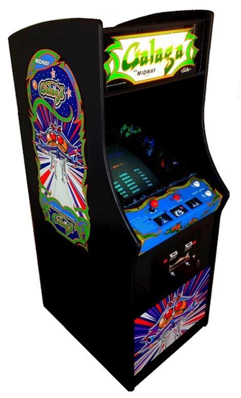 galaga video arcade game  sale arcade specialties