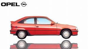 Vauxhall  Opel Kadett 1984