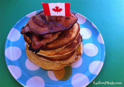 world   breakfasts canada fun food  kids