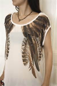 Native American Feathers Shirt