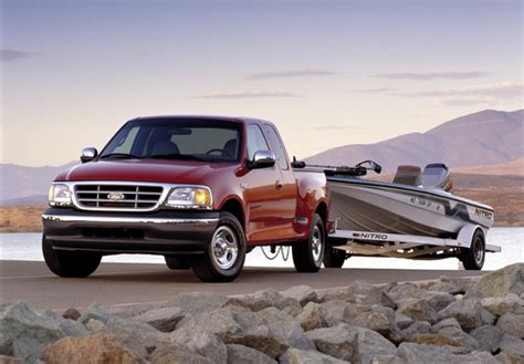 Dfsk Supercab Wallpaper by Ford F 150 Supercab Flareside 1999 2003 Wallpapers