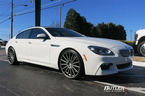 bmw  series gran coupe   vossen vfs wheels