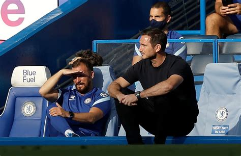 Frank Lampard: Chelsea squad must learn from Champions ...