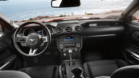 2015 ford mustang interior automotivetimes 2015 ford mustang review