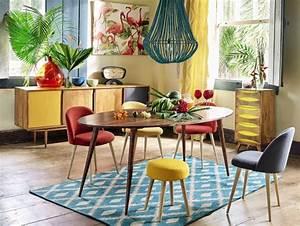 Chaises De Couleur Pour Salle A Manger : osez les chaises de tables color es joli place ~ Teatrodelosmanantiales.com Idées de Décoration