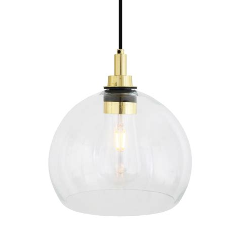 Leith Bathroom Pendant Light 20cm Mullan Lighting