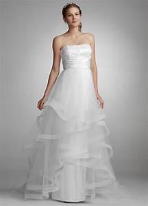davids bridal wedding dresses With david s bridal used wedding dresses