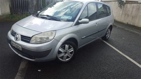 2004 Renault Grand Scenic 19 Diesel 7 Seater For Sale In