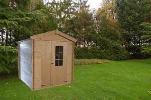 Chalet Jardin Boutique : chalet de jardin en bois calypso 05 700260 en destockage ~ Melissatoandfro.com Idées de Décoration
