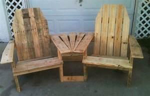 diy your own pallet patio furniture decor around