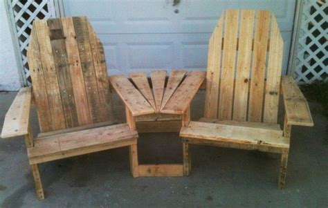 DIY: Making Your Own Pallet Patio Furniture   Decor Around