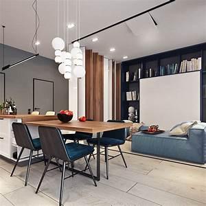 Oh What A Room : 5 beautiful studio apartments ~ Markanthonyermac.com Haus und Dekorationen