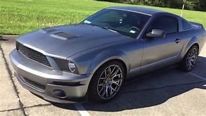 Mustang 3v walk around - YouTube