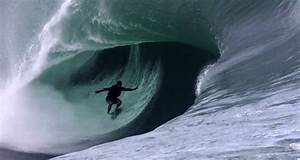 The thickest scariest waves ever surfed caught on for The scariest waves ever surfed
