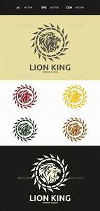 Lion Logo by Xurmats | GraphicRiver