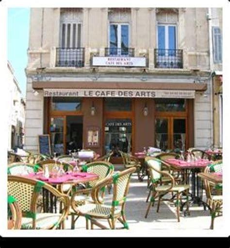 restaurant le bureau salon de provence le cafe des arts salon de provence 20 place crousillat