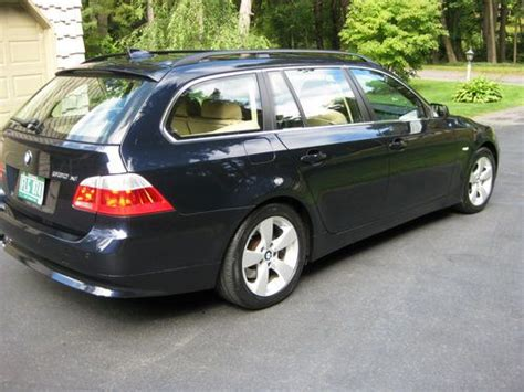Find Used 2006 Bmw 530xi Touring Wagon In Avon