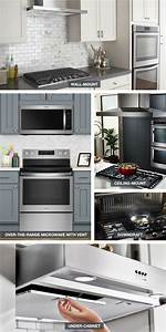 What Are The Different Types Of Kitchen Ventilation Hoods
