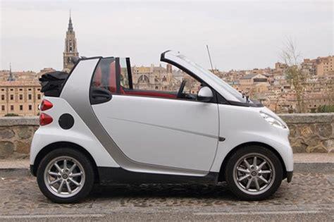 Vs Smart Car by Smart Fortwo Vs Scion Iq 2017 Ototrends Net